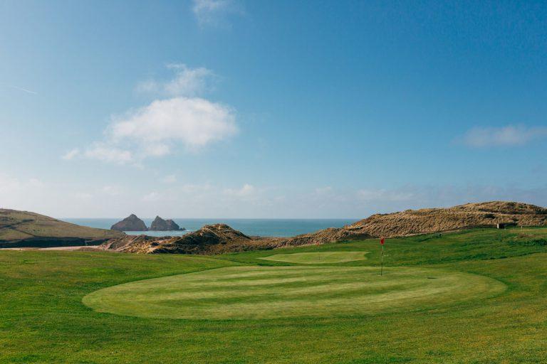 Holywell Bay Golf